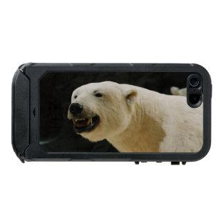 Polar Bear Grin Incipio ATLAS ID™ iPhone 5 Case