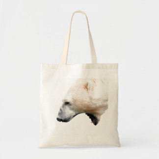 Polar bear growl bag