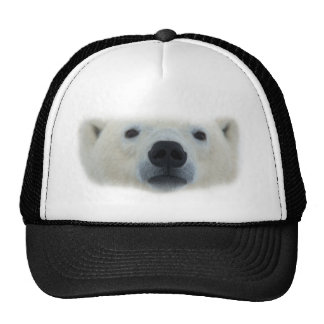 Polar Bear Trucker Hats