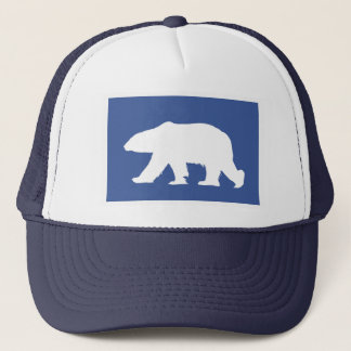 Polar bear hat. Make a statement Trucker Hat