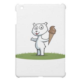Polar Bear Ice Cream iPad Mini Case