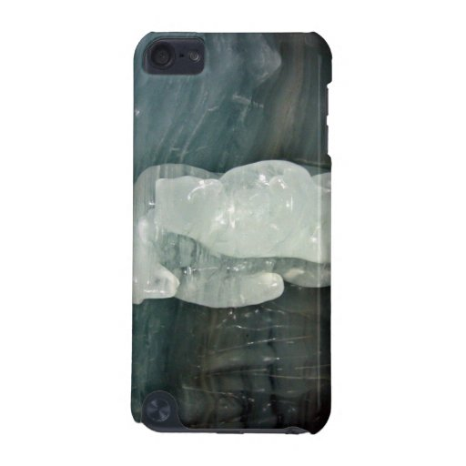 Polar Bear ice sculpture iPod Touch (5th Generation) Cover