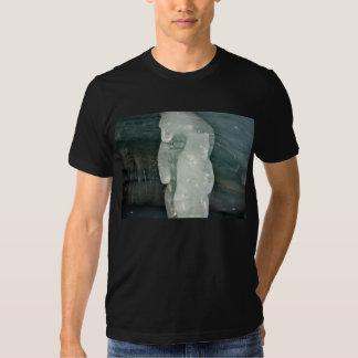 Polar Bear ice sculpture Shirts