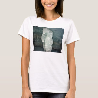 Polar Bear ice sculpture T-Shirt