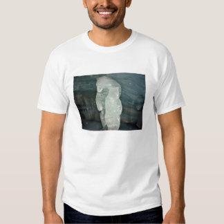 Polar Bear ice sculpture T-shirts