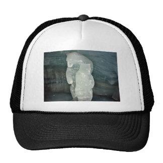 Polar Bear ice sculpture Trucker Hat