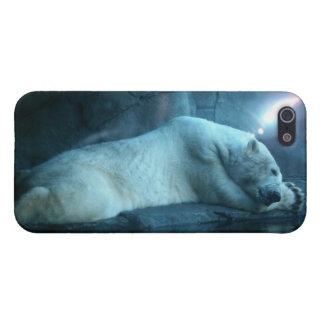 Polar Bear In Prayer 2 Speck Case iPhone 5 Case