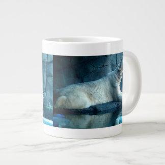 Polar Bear In Prayer Specialty Mug