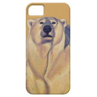 Polar Bear IPhone 5 Case Wildlife Art  Bear Gifts