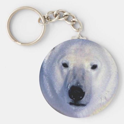 Polar Bear Keychains