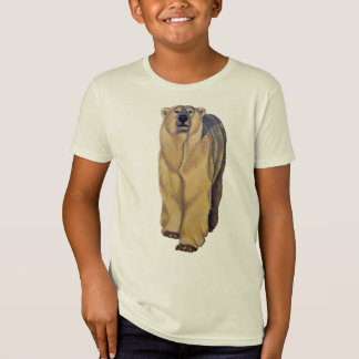 Polar Bear Kid's Shirt Polar Bear Children T-shirt