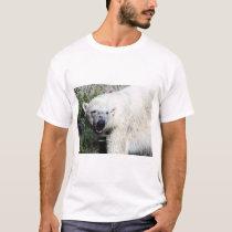 Polar Bear Ladies Tshirt