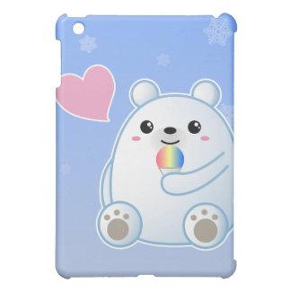 Polar Bear Love Case For The iPad Mini