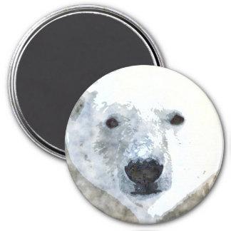 POLAR BEAR MAGNET