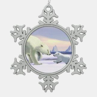 Polar Bear - Mama Nose Best Ornaments