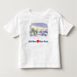Polar Bear - Mama Nose Best T-shirt
