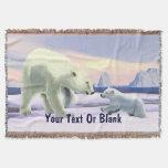 Polar Bear - Mama Nose Best Throw