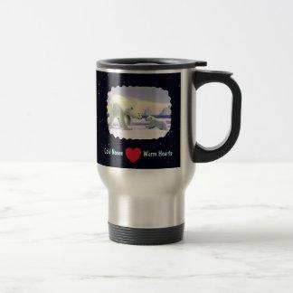 Polar Bear - Mama Nose Best Travel Mug