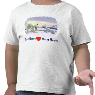 Polar Bear - Mama Nose Best Tee Shirts