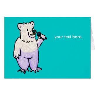 Polar Bear Mike Cards