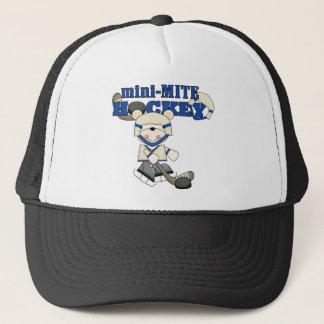 Polar Bear Mini Mite Hockey Tshirts and Gifts Trucker Hat