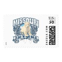 Polar Bear Missouri Postage