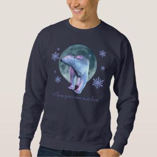 Polar Bear Moon shirt