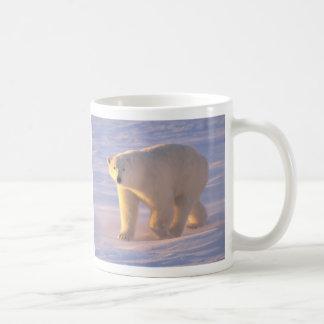 Polar Bear Morn 2 Classic White Coffee Mug
