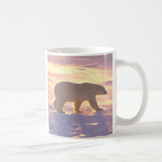 Polar Bear Morn 3 Classic White Coffee Mug