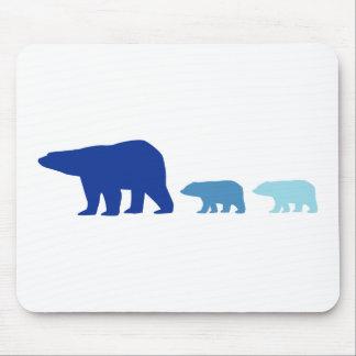 """""""Polar Bear"""" Mousepad"""