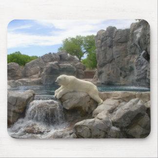 Polar Bear Mousepad