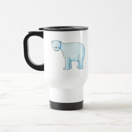 Polar Bear. Mug