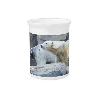 Polar Bear: Nakita and Berlin Beverage Pitchers