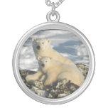 Polar Bear Neclace 2 Necklaces