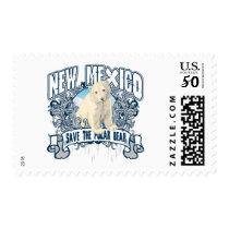 Polar Bear New Mexico Postage