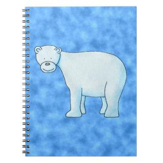 Polar Bear. Note Book