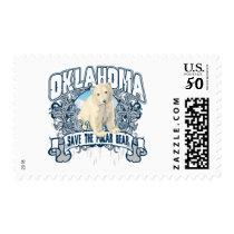 Polar Bear Oklahoma Postage