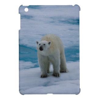 Polar Bear on pack ice Cover For The iPad Mini