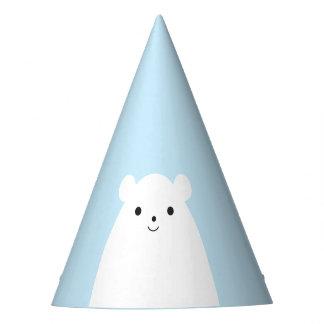 Polar Bear Party Hat