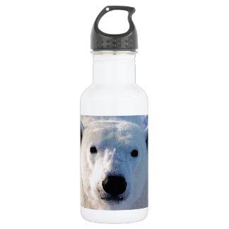 Polar Bear 18oz Water Bottle