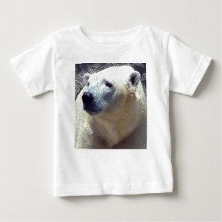 Polar Bear Photo Closeup Nikita Kansas City Zoo Baby T-Shirt