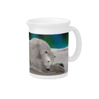 Polar Bear Pitcher