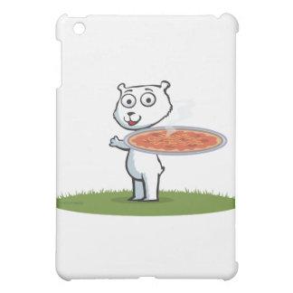 Polar Bear Pizza iPad Mini Case