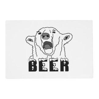 Polar Bear Placemat
