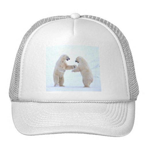 Polar Bear Play Hat