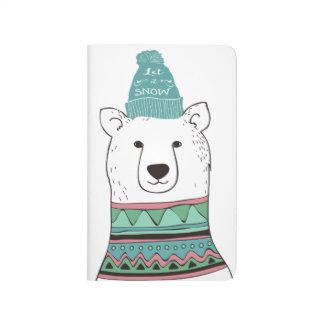 Polar Bear Pocket Journal