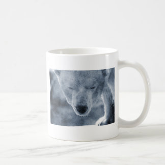 Polar Bear Portrait Coffee Mug