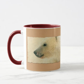 Polar Bear Portrait Collection Mug