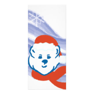 Polar Bear Rack Cards