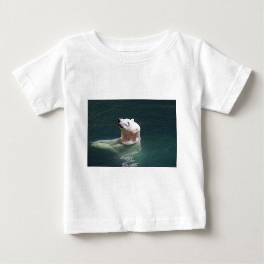 Polar bear resting baby T-Shirt